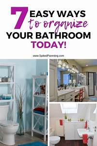 7, Ways, To, Maximize, Space, In, Your, Bathroom
