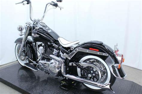 2013 Harley-davidson Flstn Softail Deluxe For Sale On 2040