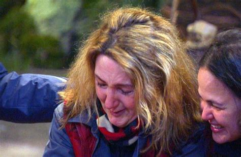 I'm A Celebrity stars burst into tears as they receive ...