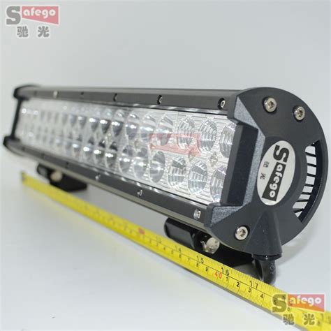 17 quot inch road led roof light bar 108w cree led work