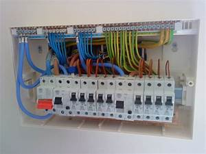 New Build House Ford Home Electrics