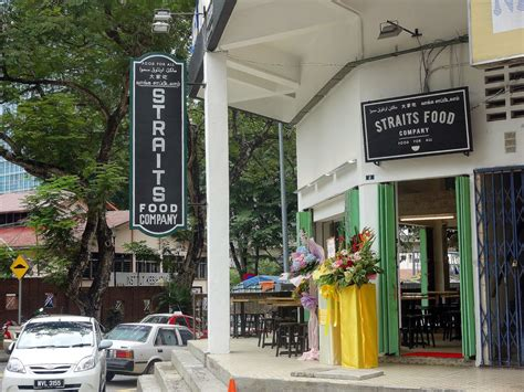 cuisine company straits food company at bangsar restaurant review