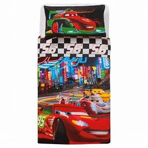 Buy Disney Cars Neon Racers Duvet Set Single from our Kids