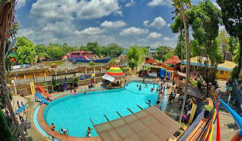 kolam renang asik  malang  liburanmu malang