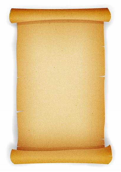 Scroll Parchment Background Paper Texture Vector Textured