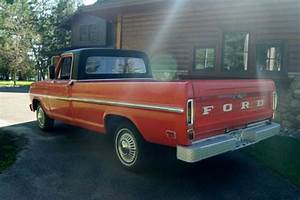 Buy Used 1969 Ford F-100 Explorer