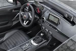 Fiat Boite Automatique : essai abarth 124 spider notre avis sur la bo te automatique photo 30 l 39 argus ~ Gottalentnigeria.com Avis de Voitures