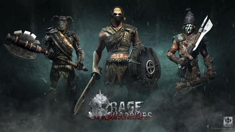 Rage Warriors For Ios Kill Or Be Killed