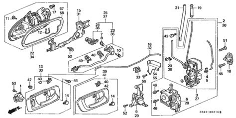 automobile air conditioning repair 2001 honda accord engine control front door locks for 2001 honda accord sedan honda parts cheap