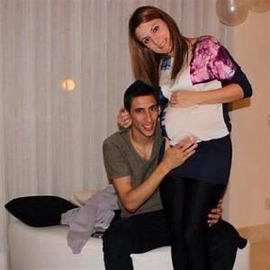 Jorgelina Cardoso - Real Madrid Player Angel Di Maria's ...