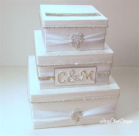 wedding card box wedding card box bling card box rhinestone holder