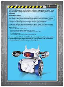 Clementoni Ad12946 Cyber Robot User Manual En Pages 1 17