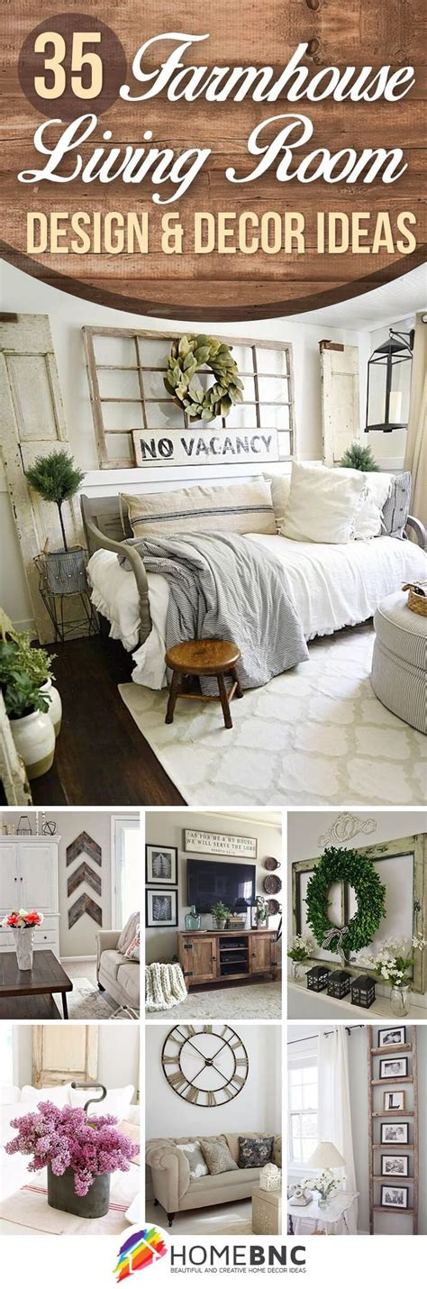 ideas  farmhouse living rooms  pinterest