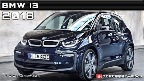 2018 Bmw I3 Review Rendered Price Specs Release Date