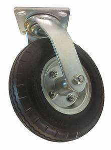 Roue Pivotante : roue gonflable 200 mm pivotante 2315 euroutillage ~ Gottalentnigeria.com Avis de Voitures
