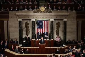 Paul Ryan Photos Photos - Donald Trump Delivers Address to ...