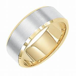 wedding rings pictures platinum and gold wedding rings With male wedding rings gold
