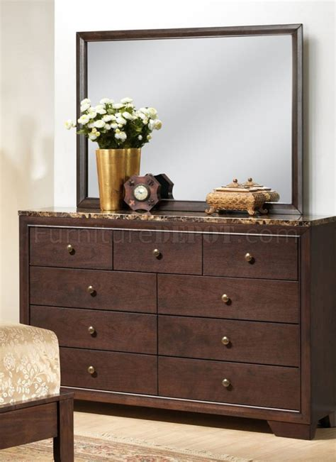 Bedroom Set With Marble Top by Bedroom Set Includes A Size Bed Pair Of