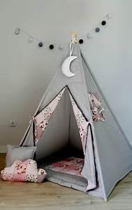 Tipi Spielzelt Zelt Fr Kinder Spielzelt Mit Tipidecke