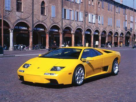 2001 Lamborghini Diablo 6.0 Vt Accident Lawyers Info
