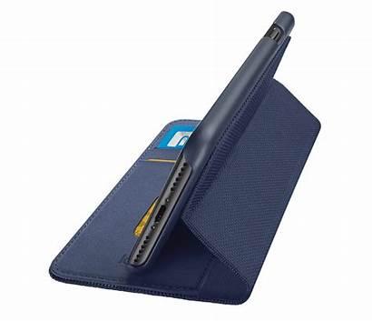 Hinge Iphone Case Wallet Logitech Stand Flexible