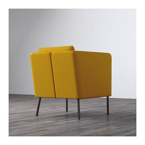 Ikea Chair Cushion by Eker 214 Armchair Skiftebo Yellow Ikea