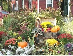 Fall Garden Retreat Ideas  Jconowitch