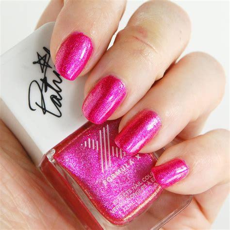 february nail colors sephora formula x colorcurators nail