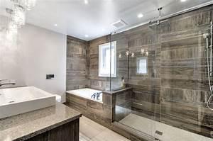 Implantation Salle De Bain : photos salle de bain moderne id es d co salle de bain ~ Dailycaller-alerts.com Idées de Décoration