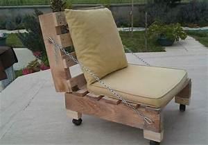 Garten Lounge Paletten : garten mit einem sessel aus europaletten selber gemacht gartenm bel aus paletten 30 ~ Whattoseeinmadrid.com Haus und Dekorationen