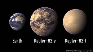 Life on Kepler-62f? How a UW astronomer found a ...