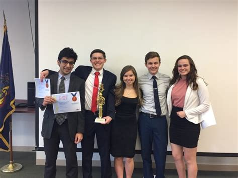 mahs students place pa governors stem competition moon area