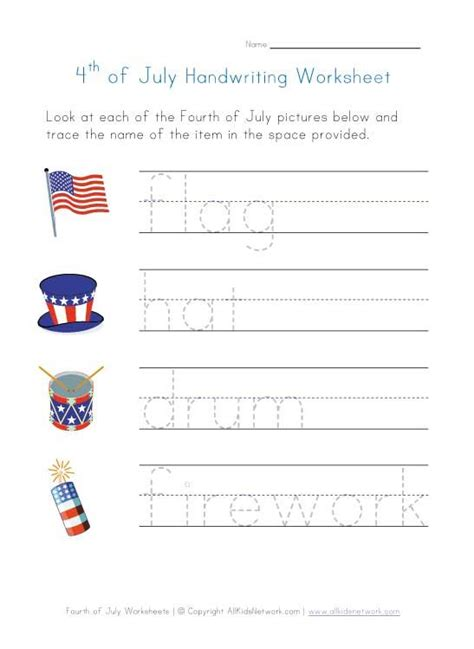 free 4th of july printables for roundup of 100