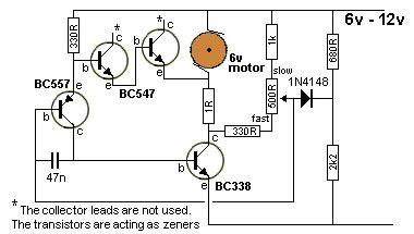 Motor Speed Controller Make Electrical Engineering