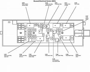 Fuse Box Diagram For 2004 Ford Freestar  Fuse  Free Engine Image For User Manual Download