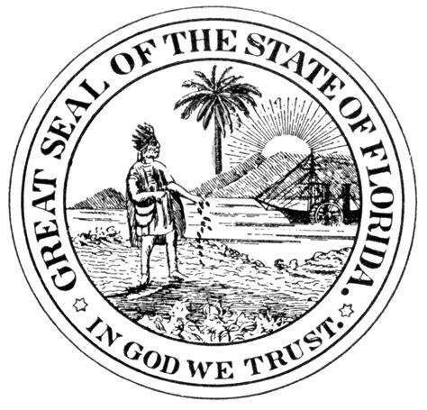 Florida Seal Clipart Etc