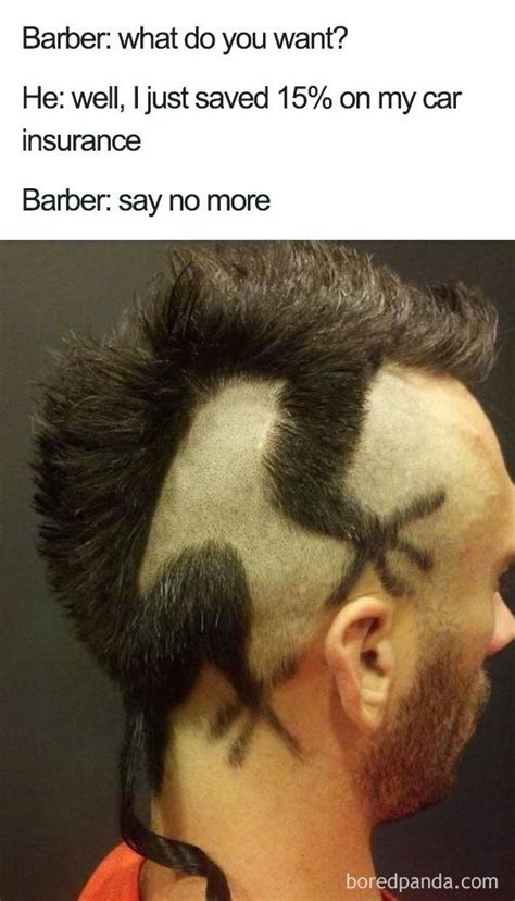 Bad Haircut Meme - 73 best worst hair ever images on pinterest bad hair barbers and barbershop