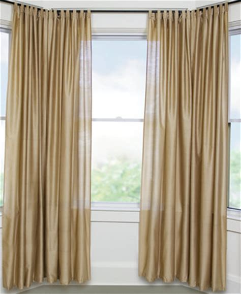macys decorative curtain rods umbra bayview curtain rod window treatments for the