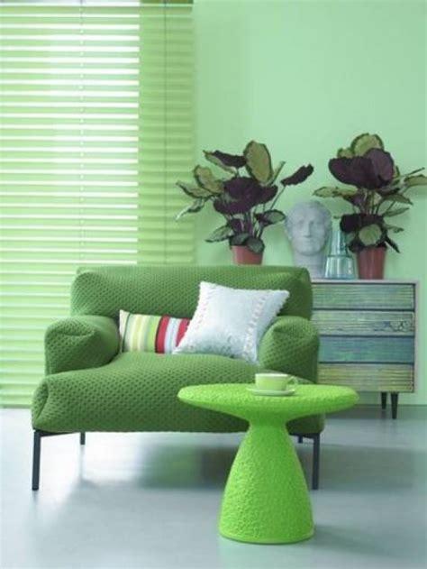fresh green interior design decor blazzing house