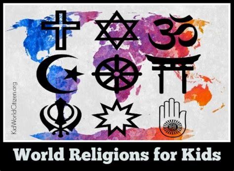 books  world religions  kids