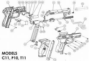 Crosman Tacc11 Pistol