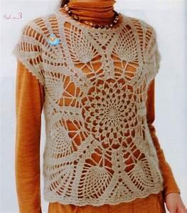Large Pineapple Mandala Top Crochet Pattern  U22c6 Crochet Kingdom