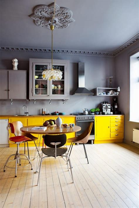 modern kitchens  color  character