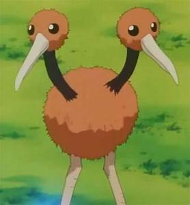084 Doduo – The Kanto Pokédex: Annotated by Pokémon