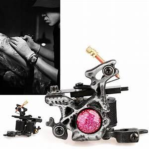 Liner Tattoo Gun Set Up