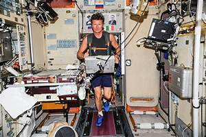 NASA - Treadmill with Vibration Isolation and ...