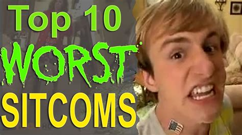 Top 10 Worst Sitcoms Of All Time  Youtube
