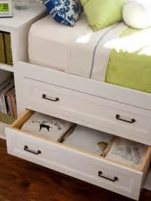 Under the Bed Shoe Storage Ideas