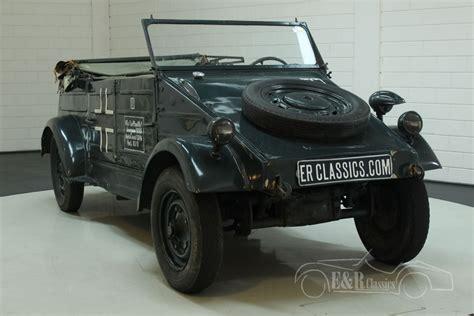 Volkswagen Kubelwagen 1942 For Sale At Erclassics