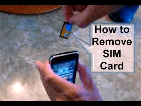 how to remove sim card from iphone iphone 3g 3gs aufschrauben und verklemmte sim karte